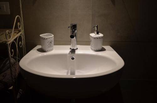 Un baño de Appartamenti Ponte Vecchio