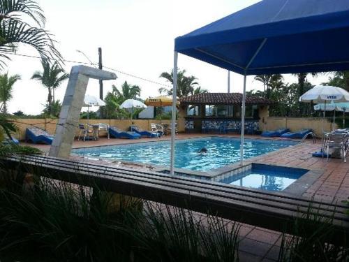 A piscina localizada em Cia do Mar Praia Hotel ou nos arredores