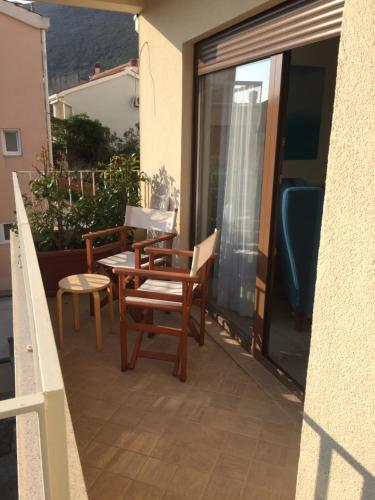 Балкон или терраса в Corso Levante Luxury Suites