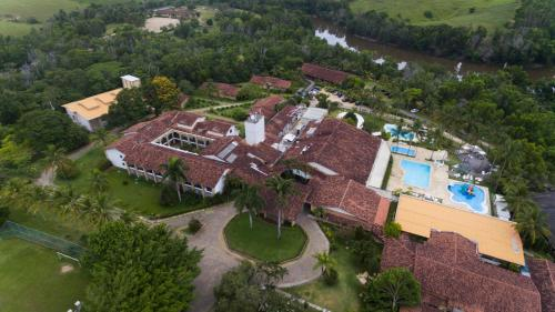 A bird's-eye view of Flamboyant Hotel & Convention