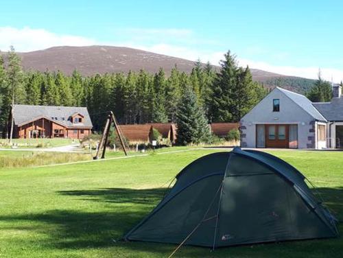 Badaguish lodges, wigwams and camping