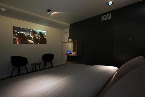 Een kamer bij B&B Snooz Inn