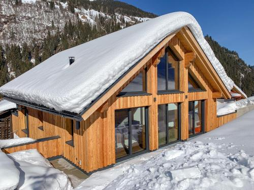 Chalet See Tirol - Ischgl/Kappl during the winter