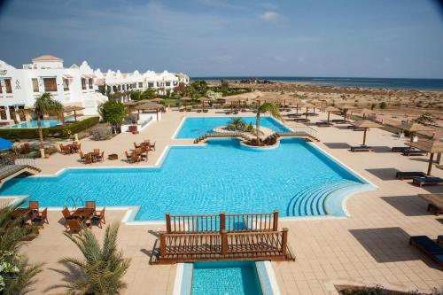A view of the pool at Lahami Bay Resort or nearby