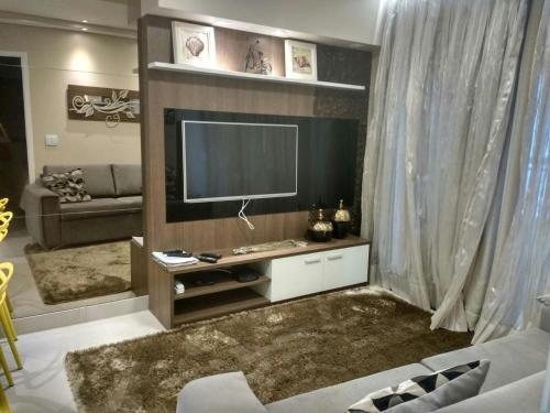 A television and/or entertainment centre at Landscape Residence Service