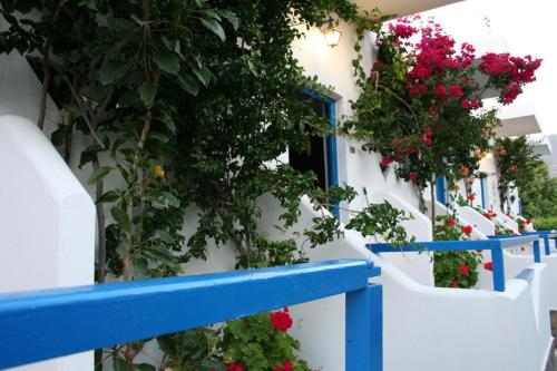 A balcony or terrace at Oasis Apartments