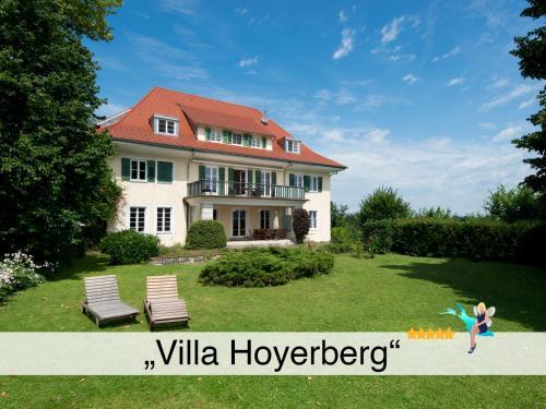 Ferienwohnung Villa Hoyerberg