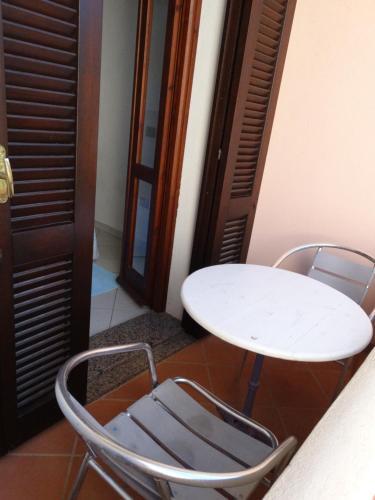 Balcone o terrazza di Appartamento della Sughereta