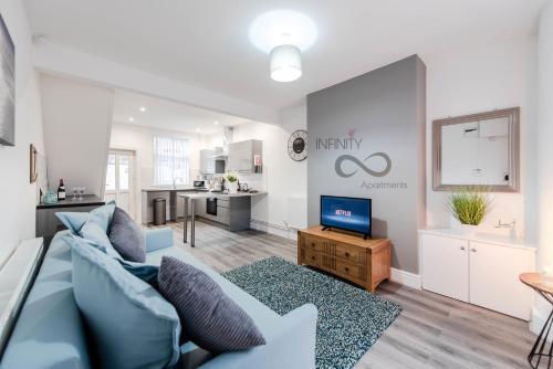 Liverpool Harrow Road Sleeps 6 - Infinity Apartments