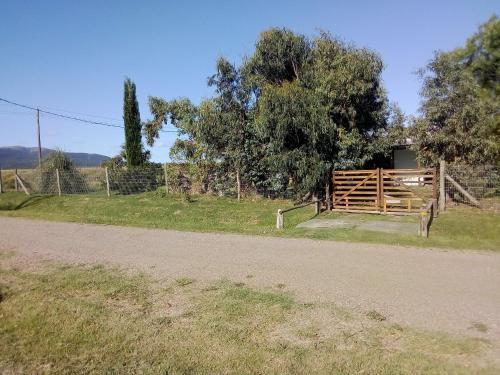 A garden outside Bella vista