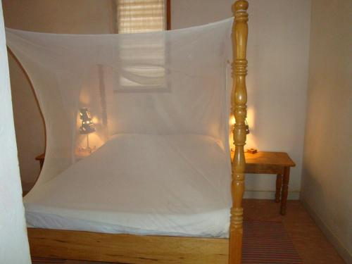 A bed or beds in a room at A Keurmaya