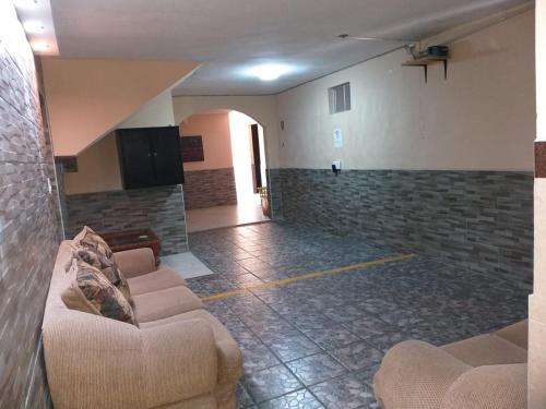 El vestíbulo o zona de recepción de Hacienda Cañada Rica 1