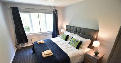 3-Bedroom Comfy Home in Solihull