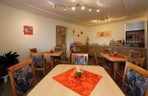 A restaurant or other place to eat at Erlebnishof Reiner - Urlaub auf dem Bauernhof