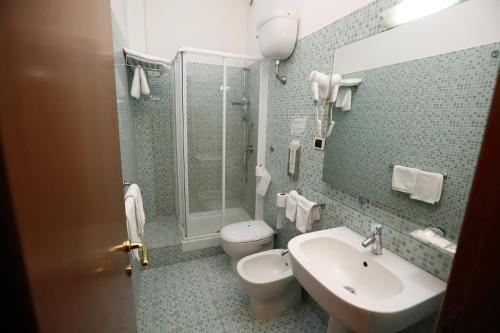 Bagno di Hotel Palacavicchi