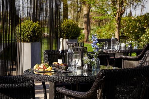 En restaurant eller et andet spisested på Comwell Roskilde