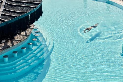 A view of the pool at Myconian Imperial - Leading Hotels of the World or nearby
