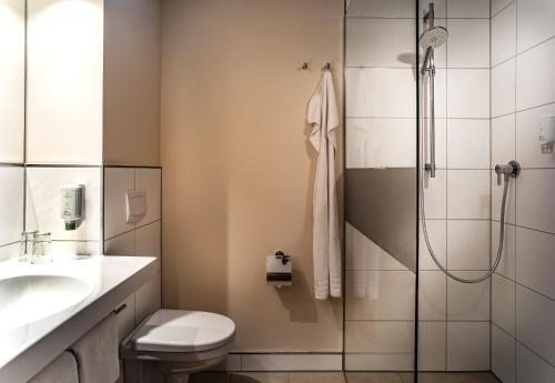 Ein Badezimmer in der Unterkunft Best Western Plus Residenzhotel Lüneburg
