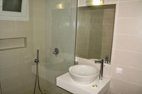Ένα μπάνιο στο Musses