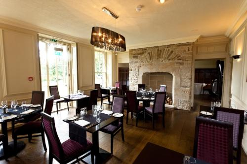 A restaurant or other place to eat at Best Western Plus Sheffield Mosborough Hall Hotel