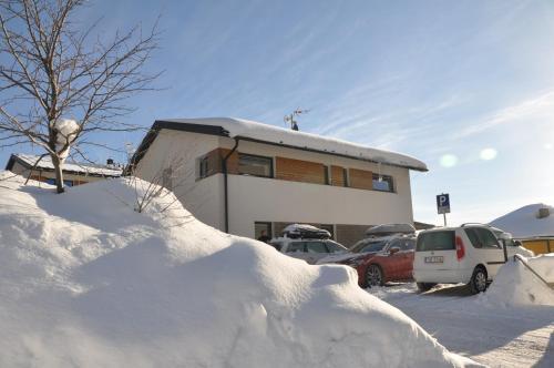 Apartmany Jana im Winter