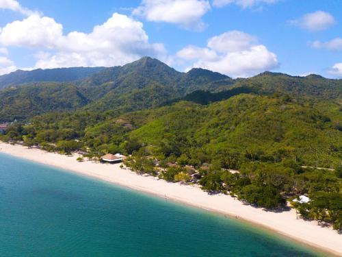 A bird's-eye view of Virgin Beach Resort