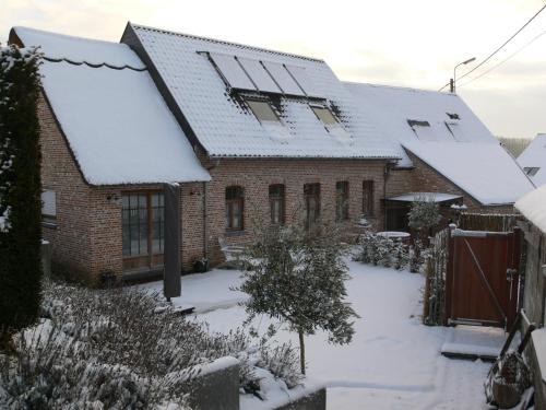 Casa della Nonna in de winter