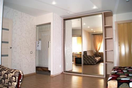 Гостиная зона в Apartment Irina