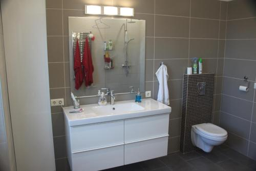 A bathroom at Dagpol