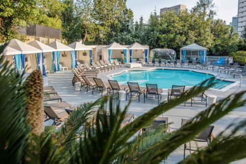 The swimming pool at or near W Los Angeles – West Beverly Hills