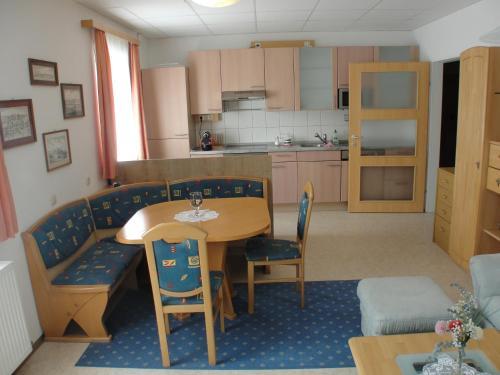 Küche/Küchenzeile in der Unterkunft Apartment St. Nikola