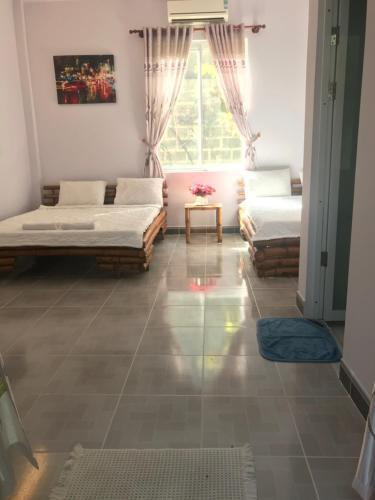 Гостиная зона в Mui Ne Sunlight Villa