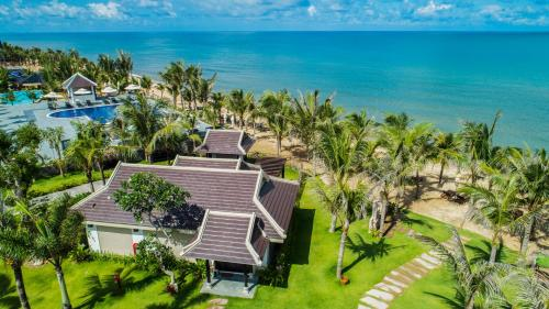 Tầm nhìn từ trên cao của Anja Beach Resort & Spa