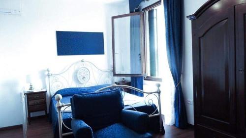 Zona de estar de B&B La Terrazza Dei Miracoli