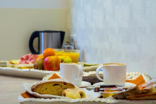 Colazione disponibile per gli ospiti di Zefiro Home