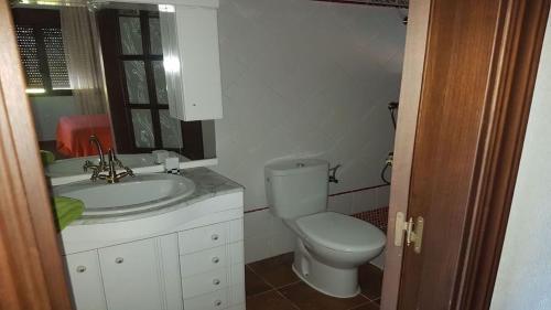 Un baño de Habitación en Finca Rural el Estanque