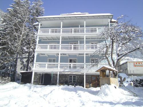 Villa Laner during the winter