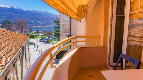 A balcony or terrace at Di Angolo Apartments