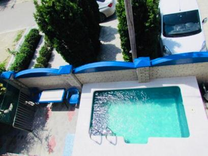 A view of the pool at Vodoley+ or nearby