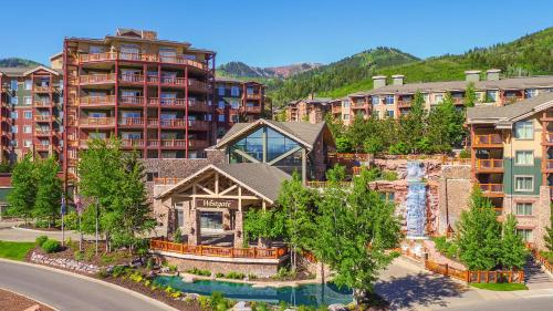 A view of the pool at Westgate Park City Resort & Spa or nearby