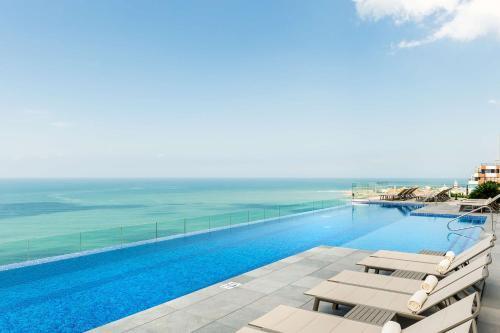 The swimming pool at or near Hyatt Regency Cartagena