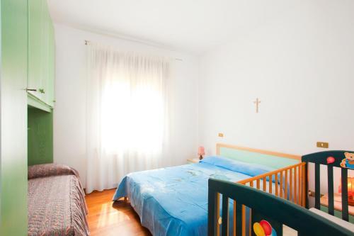 Postel nebo postele na pokoji v ubytování Apartment-House Depa