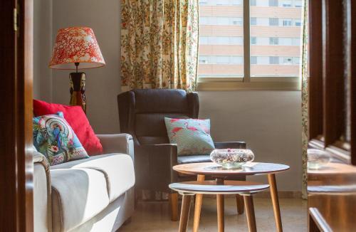 Zona de estar de Apartamento Ronda