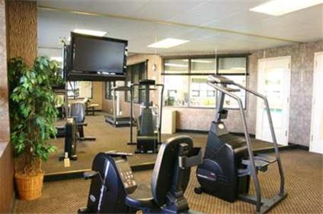 The fitness center and/or fitness facilities at Hampton Inn Columbus/Taylorsville