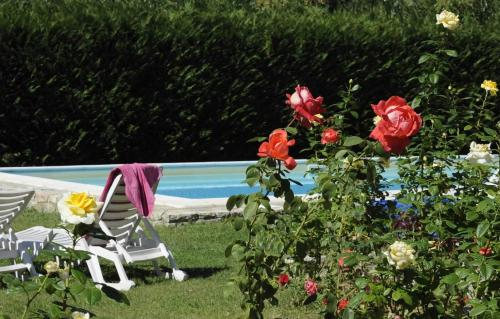 The swimming pool at or near Parkhotel Montigeto
