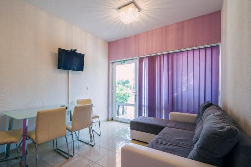 Posezení v ubytování Apartments Dea Baška Voda