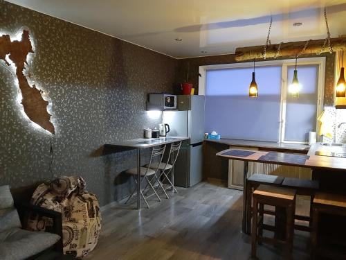 Кухня или мини-кухня в ЛэндКам