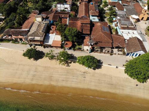 A bird's-eye view of Pousada Agua Viva
