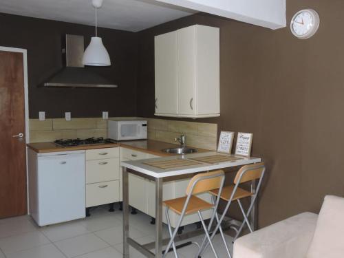 A cozinha ou cozinha compacta de Bonita Rancho 2