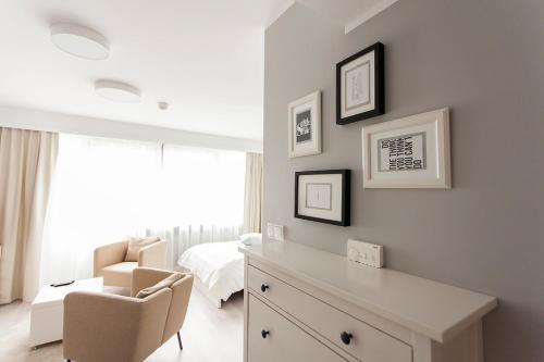 Łazienka w obiekcie Silver Apartments
